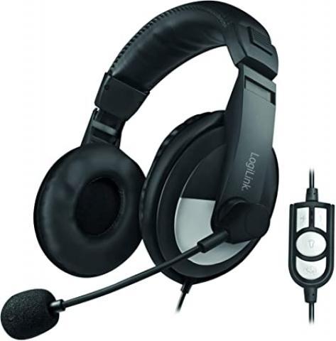 LogiLink Stereo Headset LogiLink-Stereo-Headset