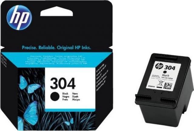 HP 304 zwart  GI304zw