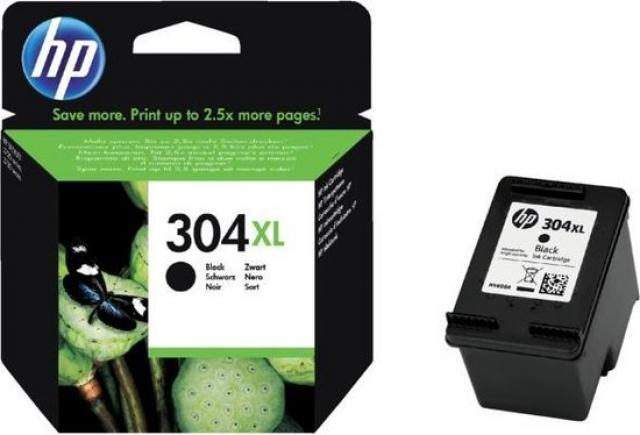 HP 304 zwart XL GI304zw XL