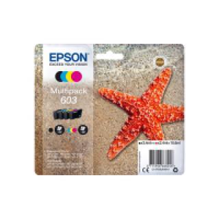 Epson 603 multipack- zeester