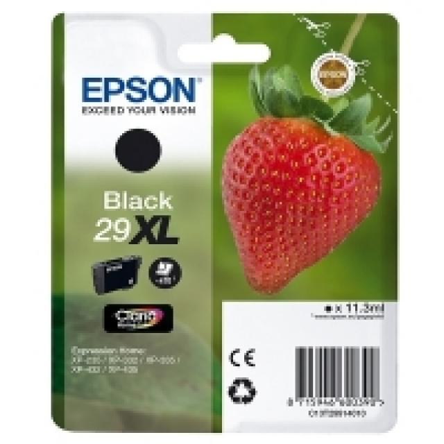 Epson 29XL zwart - aardbei GI29XLzw