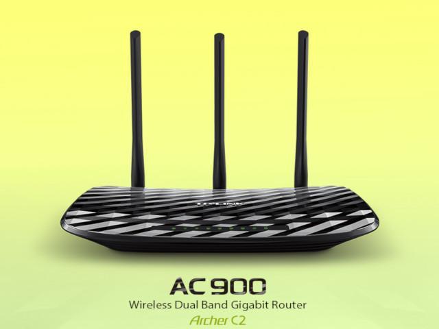 TP-link Archer C2 wireless Router Archer C2(EU)