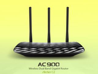 TP-link Archer C2 wireless Router