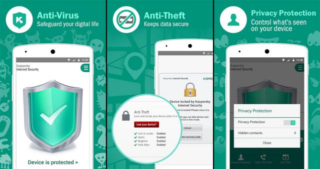 Kaspersky Security for Android  Kaspersky Security for Android