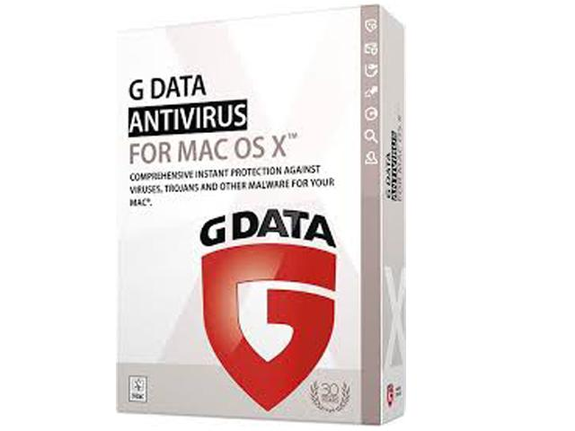 G Data AntiVirus for Mac G Data AntiVirus for Mac