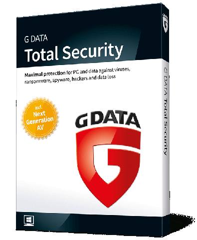 G Data Total Security 5  G Data Total Security 5