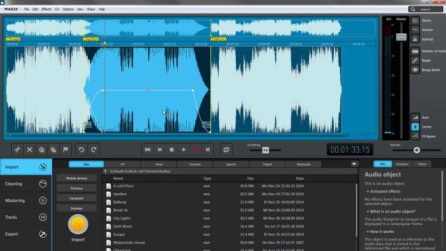 Magix Audio Cleaning Lab Magix Audio Cleaning Lab
