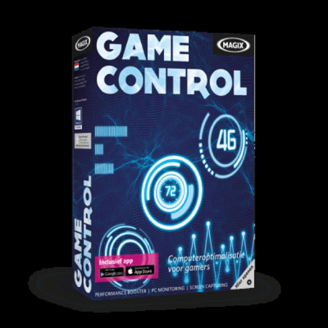 Magix Game Control Magix Game Control