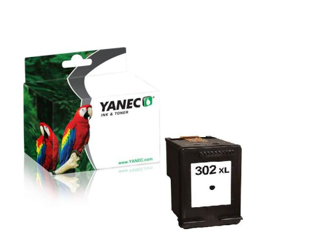 Yanec HP 302 zwart YIN373