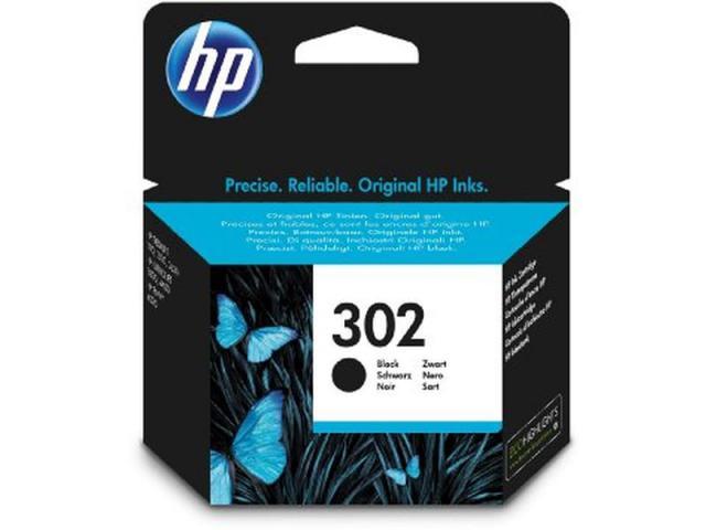 HP 302 zwart  GI302zw