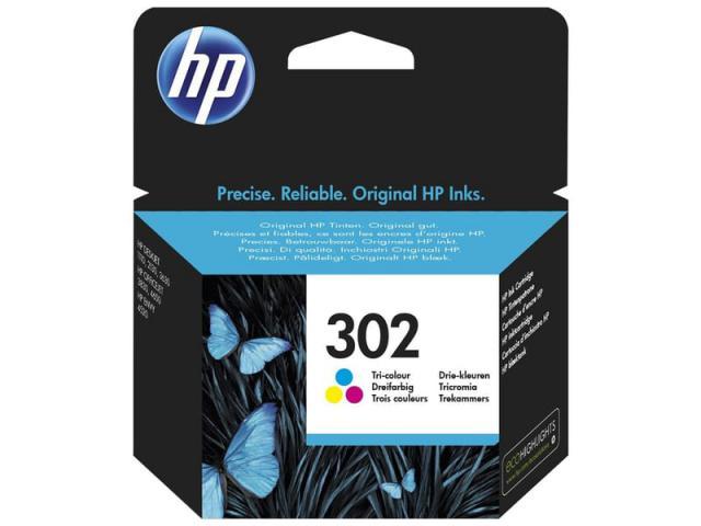 HP 302 kleur GI 302 kl