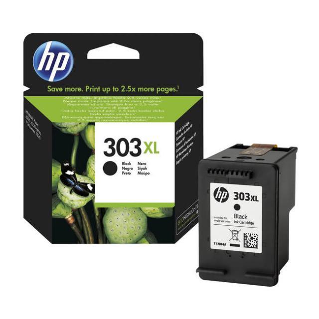 HP 303 XL zwart  GI303XLzw