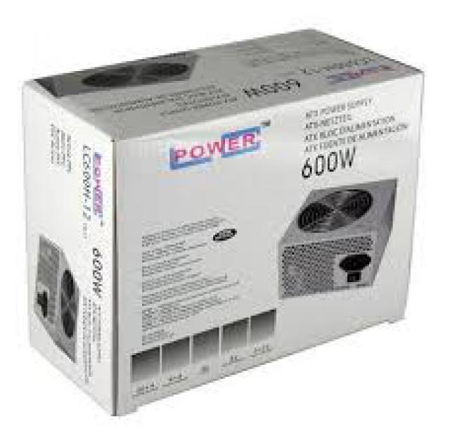 PSU LC-Power 600W 80+  PSU-LC-Power-600W-80+